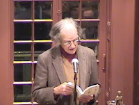 hoffman reading at A Murder of Ravens at the Writers House